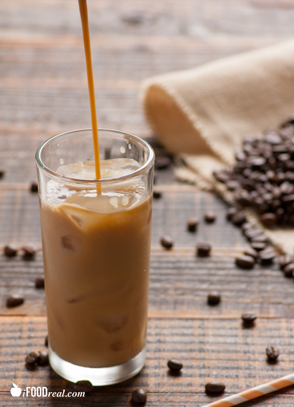 5 Healthy Iced Coffee recipes