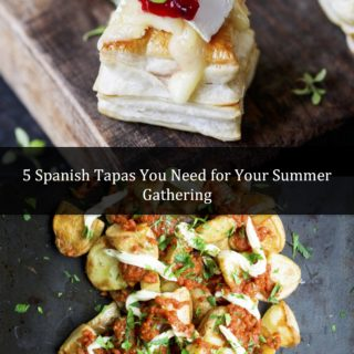 5 Spanish Tapas Perfect for Game Day