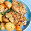 Slow Cooker Mustard Chicken with Potatoes (GF, DF) - A Dash of Megnut