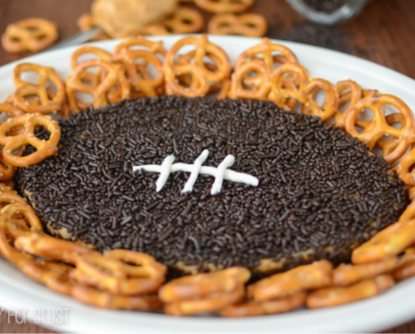 5 Football Shaped Appetizers That Are Perfect For This Football Season