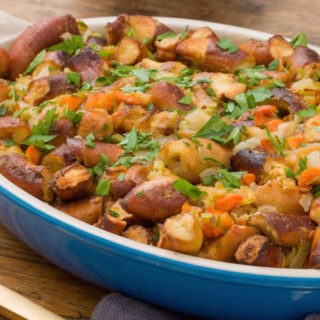 Creative Thanksgiving Stuffing