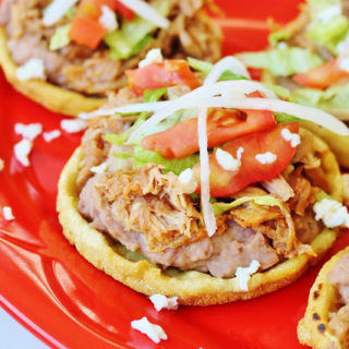 Pork Sopes Perfect for Tailgating