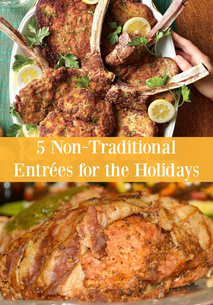 5 non-traditional holiday meal ideas