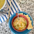 chicken noodle soup flu season