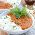 Dairy-Free Creamy Coconut Lentil Curry
