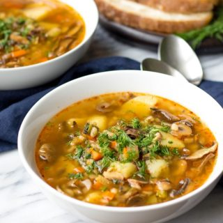 5 Amazing Comfort Soup Recipes