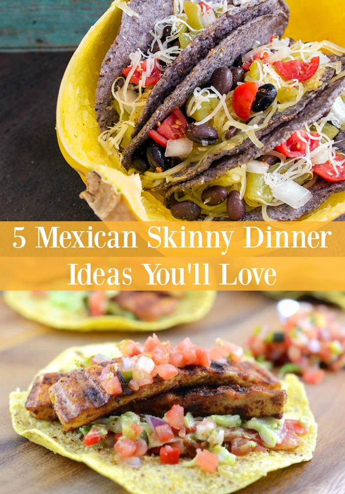mexican skinny suppers