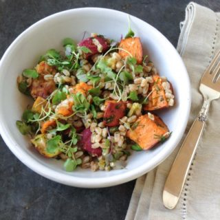 5 Healthier Thanksgiving Side Dishes