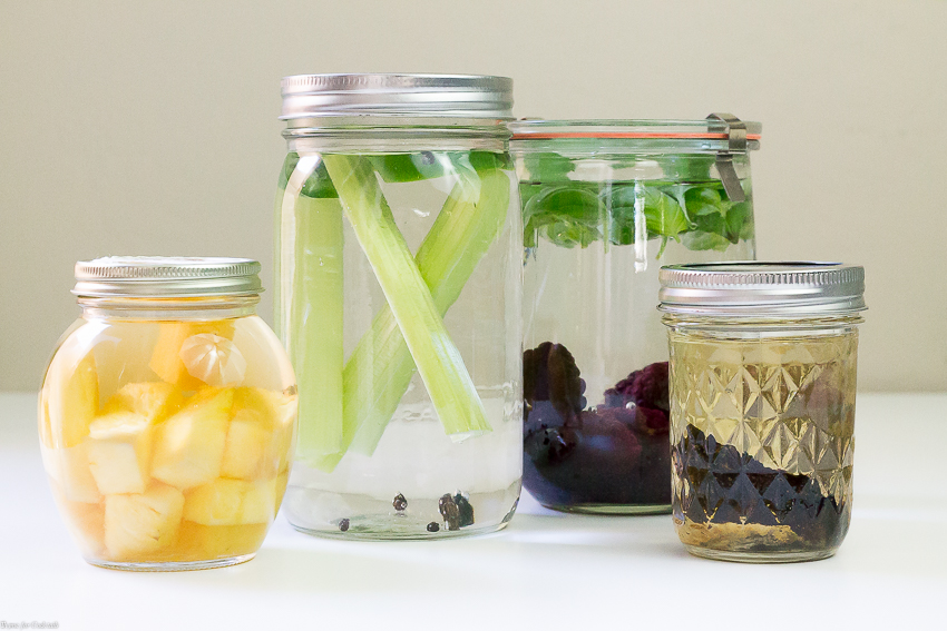 Alcohol Infusions 101 tips and tricks