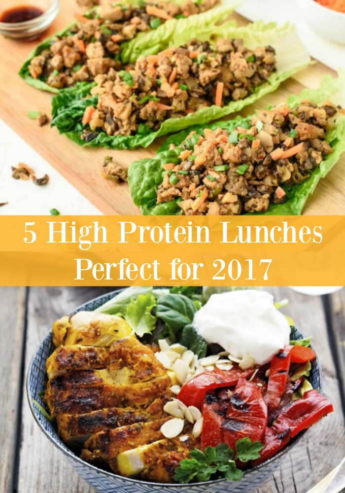 high protein lunches perfect for 2017