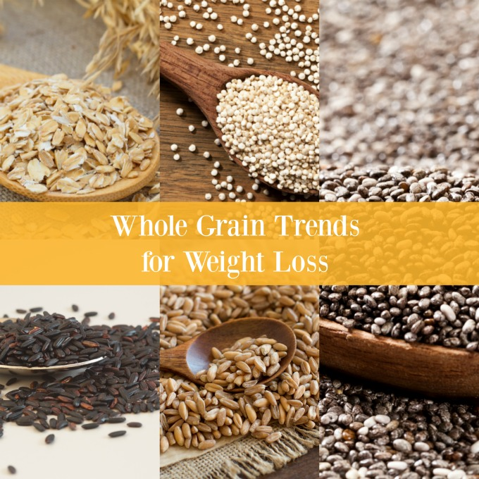 Whole Grain Trends Weight Loss
