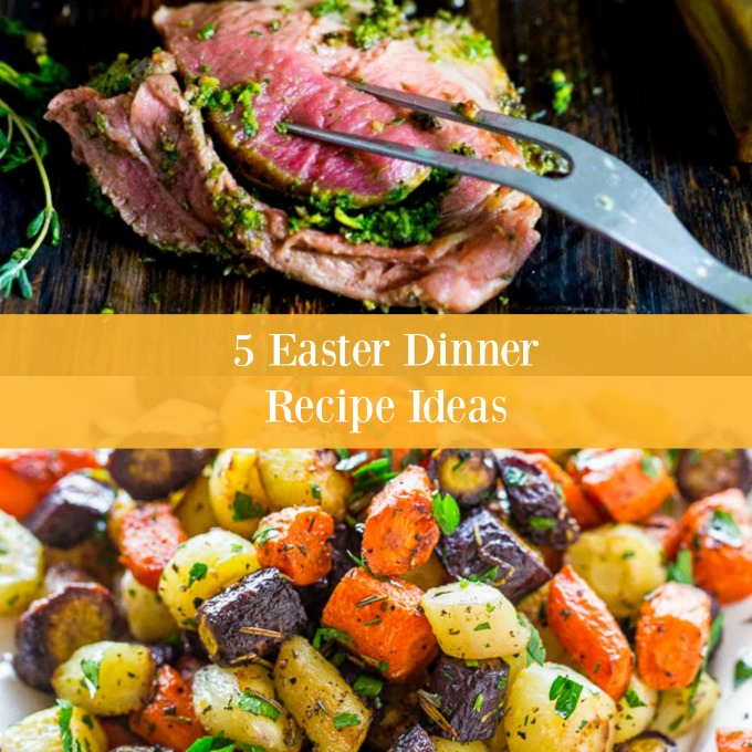 Unique Easter Dinner Recipes