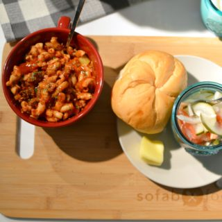 One Pot American Goulash Recipe