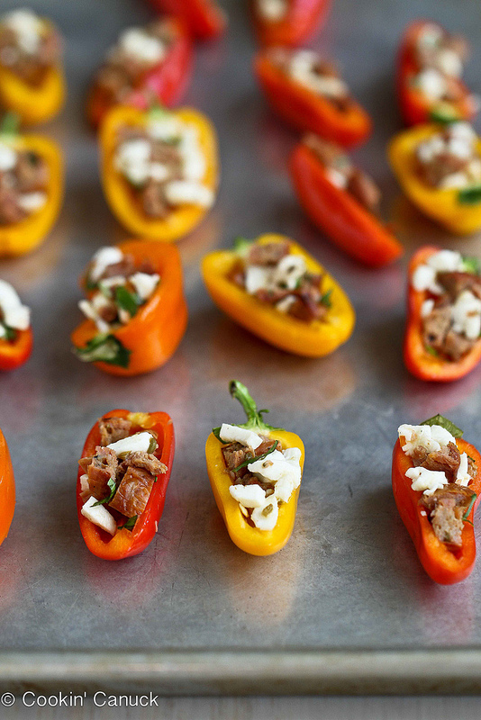 Friends and family will call you a grill master when you serve these 5 Party Friendly Grilled Appetizers at your next springtime get together.