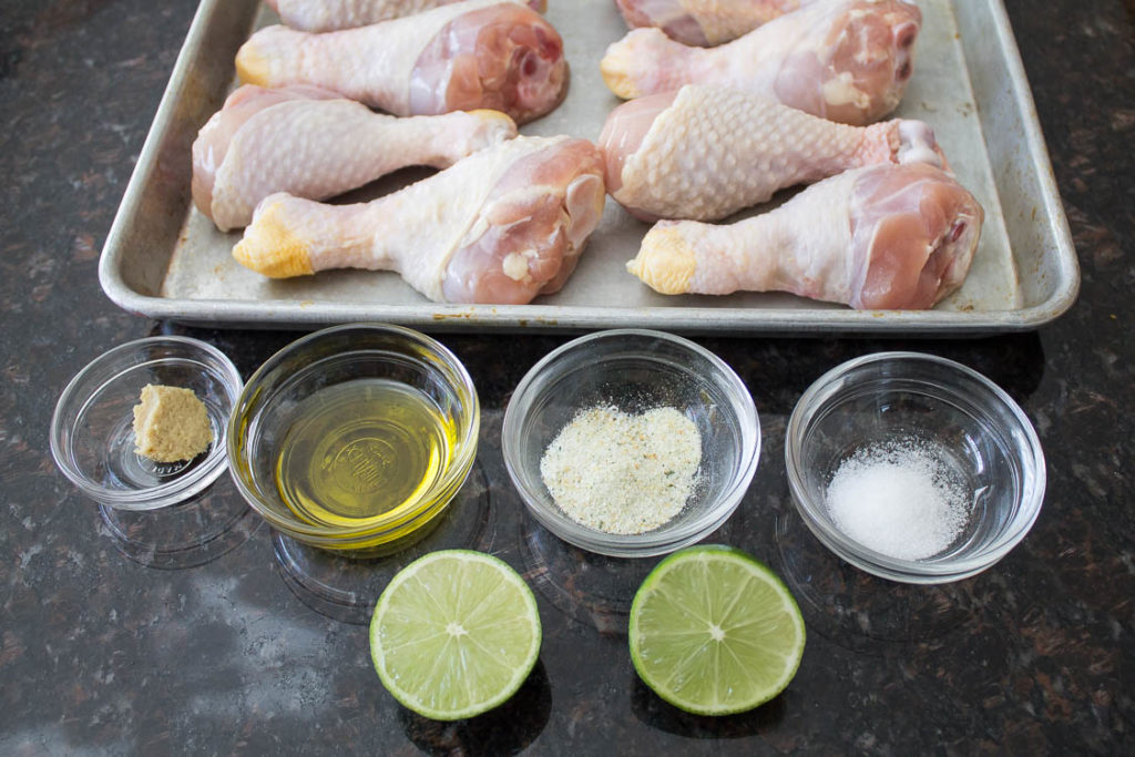 5-Ingredient Marinade For Grilling Chicken Legs