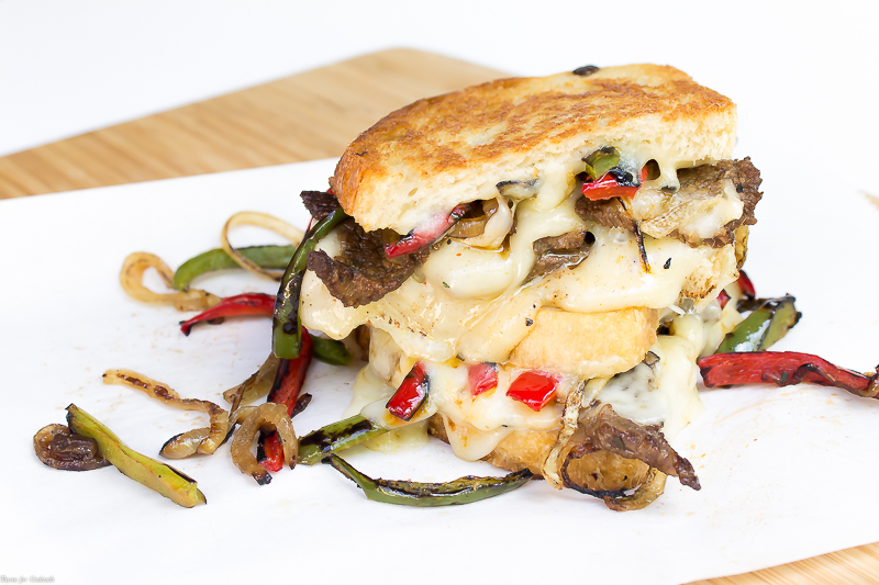 Celebrate National Grilled Cheese month with 5 Gourmet Grilled Cheese Sandwiches; these are grown-up twists on your favorite childhood sandwich.