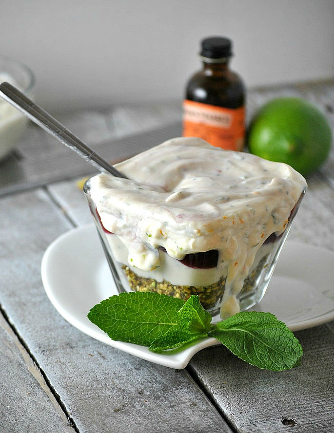 If you are looking for a luscious, seasonal dessert that is dairy free but still super creamy then you need to try this Vegan Blood Orange Pudding recipe.
