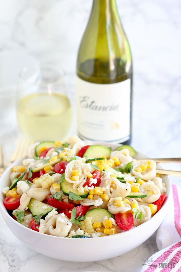 Wind down after a busy day with a glass of your favorite white wine; the perfect compliment to these light, fresh five Summertime Chardonnay Pairings.