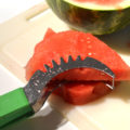Love watermelon, but hate all of the mess? This Watermelon Cutting Kitchen Hack is your solution. Enjoy your favorite fruit all summer long without all of the fuss with just one super tool!