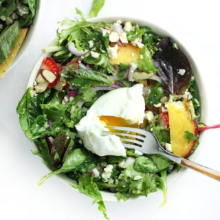 If you love arugula's peppery flavor profile then you're going to adore these five Seasonal Arugula Salad Recipes. Whip up one of these delicious salads for lunch and your coworkers will be begging for a bite!