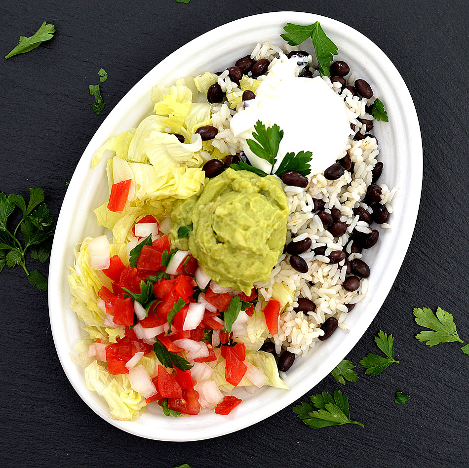Indulge your taco Tuesday cravings this week without the guilt when you make these five healthy Tex Mex Black Bean recipes full of protein rich flavor.