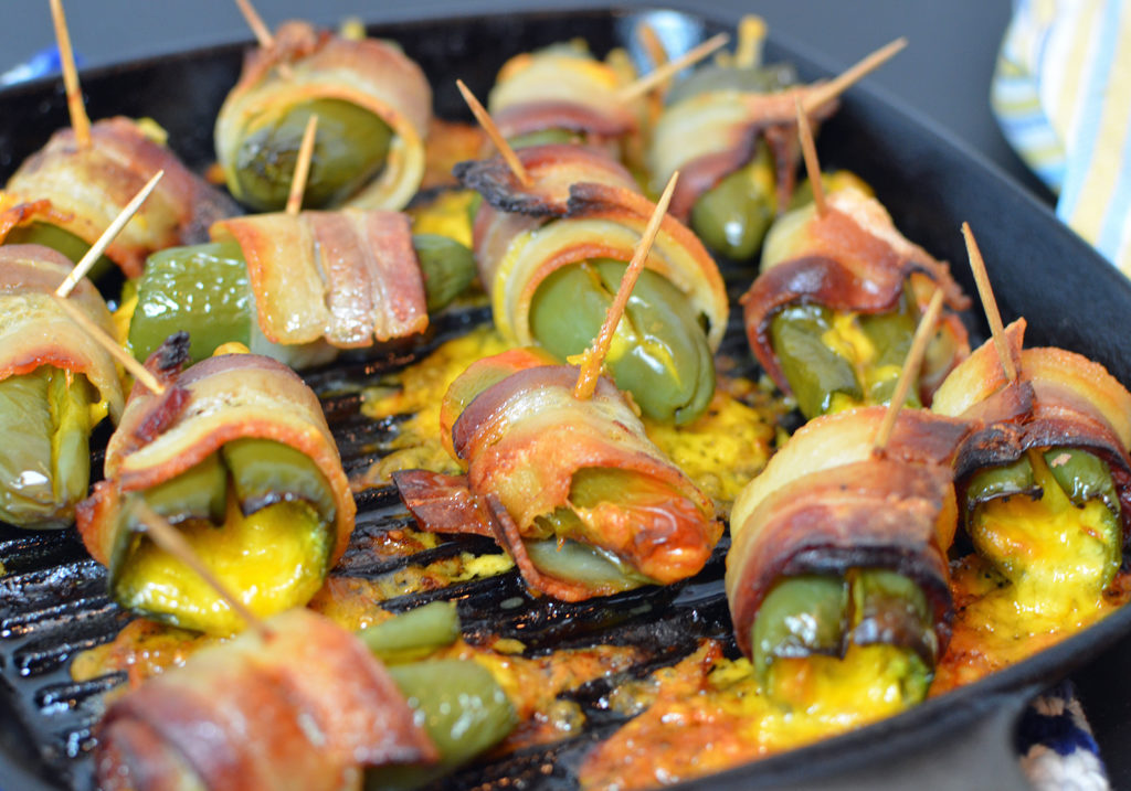 If you like foods with a little heat you need to try these Jalapeno Recipes that are the perfect spicy party snacks; choose from appetizers and cocktails!