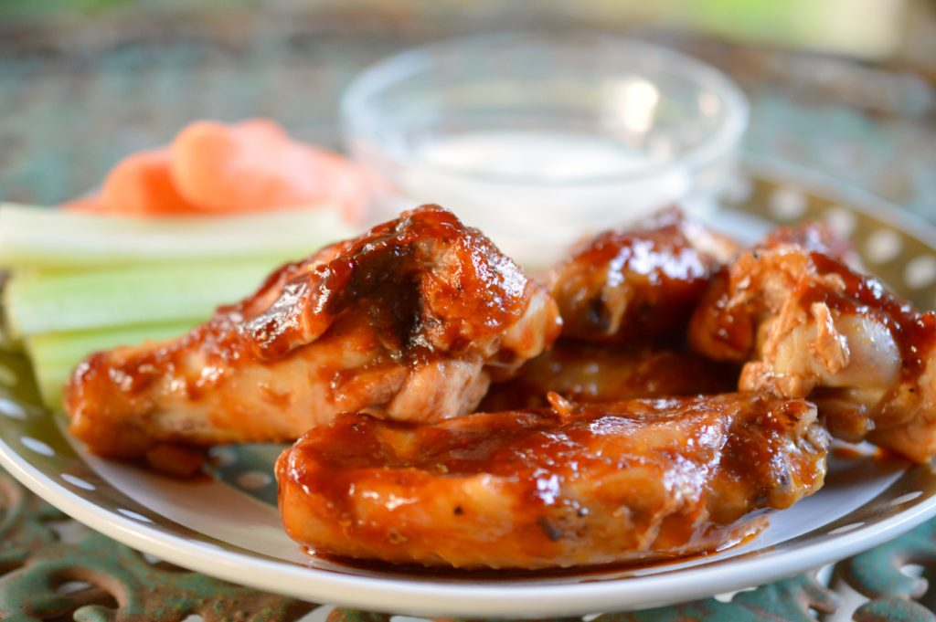 Perfect Tailgating Chicken Wings 3 Ways