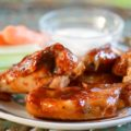 Ditch traditional greasy chicken wings and make these Tailgating Chicken Wings 3 Ways instead. Learn how to grill and bake perfectly crispy wings every time and serve them up with our exclusive, healthier wing sauces to impress your friends!
