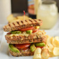 Who says grilled cheese sandwiches are just for kids? Give your childhood favorite a grownup makeover with this healthier classic. This Avocado Tomato Grilled Cheese is exactly what you need to satisfy your comfort food cravings!