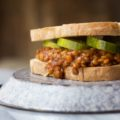 Craving comfort food, but don't want that heavy after feeling? Turn to this healthier classic for help! Nothing beats these Lentil Sloppy Joes with Homemade Pickles when you crave a protein-packed, healthy meal.