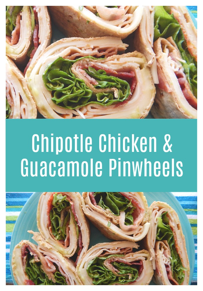 Ditch those boring ham sandwiches at lunchtime and opt for these healthy and flavorful Chipotle Chicken Guacamole Pinwheels instead. This bento box lunch will be the envy of the office!