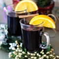 The aroma of this Orange Spiced Mulled Wine smells so incredible that your entire house will have the scent of cinnamon and cloves. With only 20 minutes of prep time, this is the perfect holiday cocktail to serve!