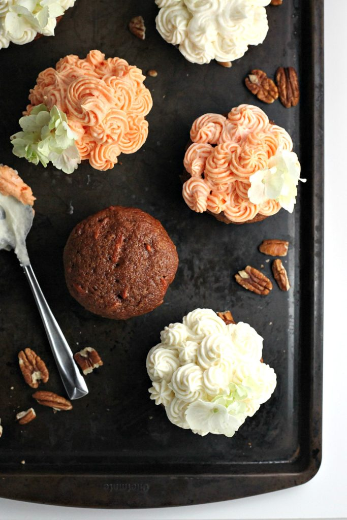 If you are looking to whip up a sweet treat now that temperatures are starting to cool off, be sure to try these five fall-inspired Carrot Cake Recipes!