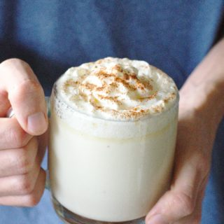 Snickerdoodle White Hot Chocolate