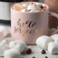 This Slow Cooker Hot Chocolate recipe is creamy, dreamy, chocolate-y, and perfect for sharing with family and friends. Customize a mug by topping it with marshmallows, cinnamon, whipped cream, or chocolate candies!