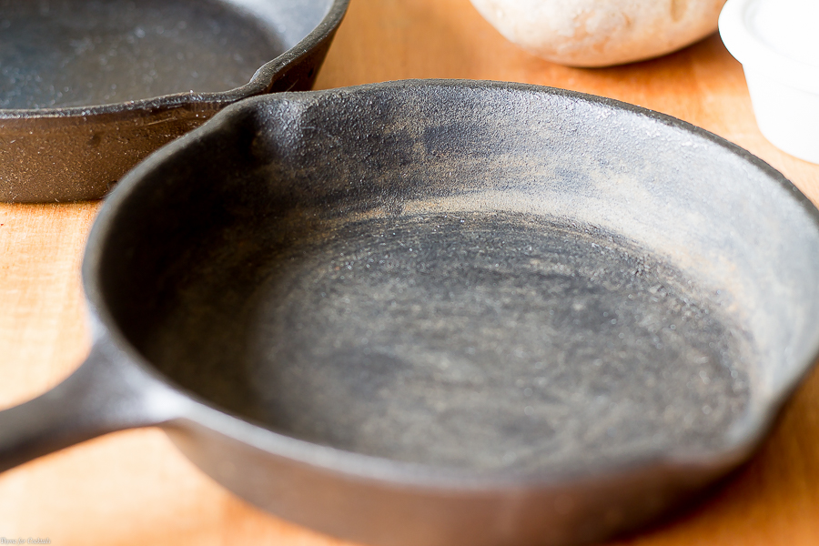 Learn How to Care for Cast Iron Cookware and be prepared for a lifetime of good eats made in this classic kitchen staple.