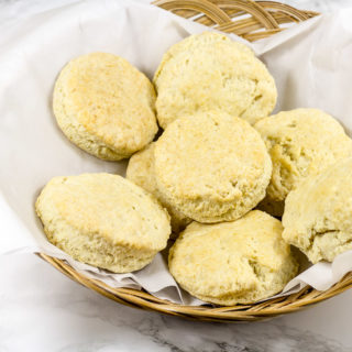 30-Minute Homemade Southern Biscuits