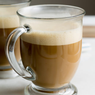 Boozy Salted Butterscotch Latte