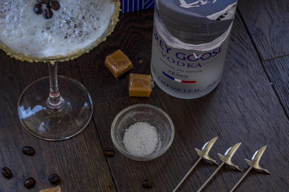 It's espresso, it's a cocktail, and it's exactly what you need for entertaining at your Sunday Brunch! This Salted Caramel Espresso Martini is sure to impress guests for any occasion.