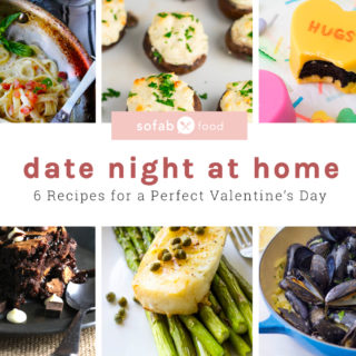 Romantic Date Night Menu