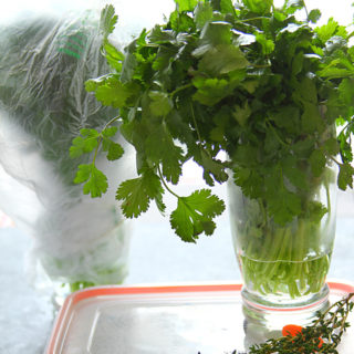 How to Store Fresh Herbs for Meal Prep