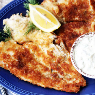 15-Minute Pan Fried Flounder Recipe