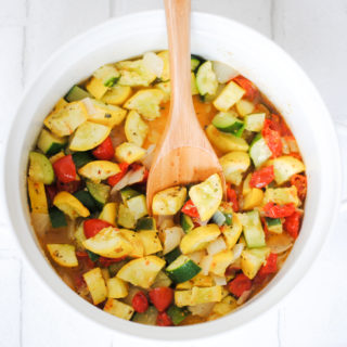 20-Minute Weeknight Ratatouille