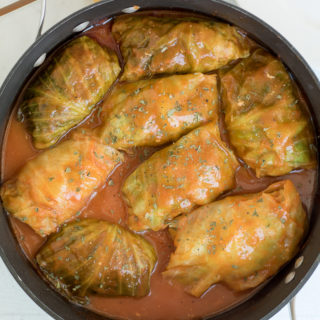 Stuffed Cabbage Rolls