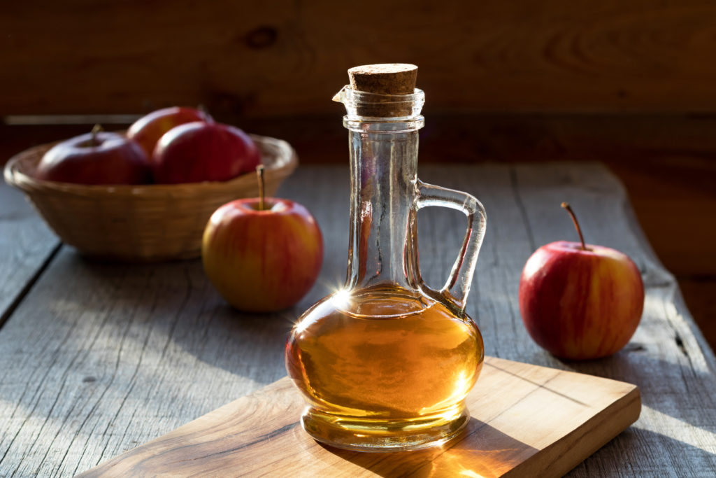 The secret ingredient to a healthy gut and healthy skin is lurking in your pantry! Use apple cider vinegar daily for a glowing complexion, a happy metabolism, and more. Read these five compelling reasons then try our favorite vinegar recipes!