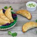 These easy 30-Minute Chipotle Chicken Empanadas are a recipe you need in your arsenal. A 30-minute meal perfect for a weeknight dinner, potlucks, or a hearty appetizer when entertaining friends.