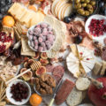 Learn how to make an Epic Charcuterie Board for impressive yet easy entertaining. This Winter Charcuterie Board is filled with meats, cheeses, veggies, nuts, olives, dried fruits, crackers, and more. An easy appetizer perfect for happy hour entertaining.
