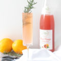 This Blood Orange Champagne Cocktail is a 4-ingredient seasonal drink that's perfect for easy entertaining. If you're hosting a holiday celebration, this festive winter cocktail needs to be on your happy hour menu!