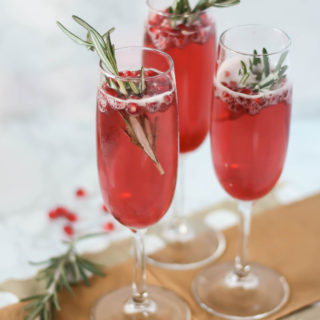 Say Cheers with 5 Champagne Cocktails