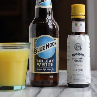 Hands down, this version of the Brass Monkey Beer Cocktail is the best you'll ever try. Also called a Beermosa, this simple dinner or brunch cocktail is a combination of wheat beer, orange juice, and bitters.